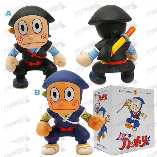 Sowohl Ninja boxed Puppe (Sets)