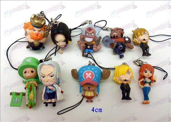 10 One Piece Zubehör Toy Machine Rope