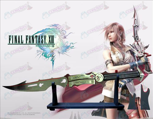 Final Fantasy AccessoriesIX Messerklingen +