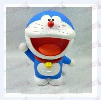 Big Mund Doraemon Puppe (boxed)