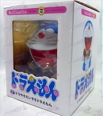Doraemon Puppe Ornamente boxed in Hamburg
