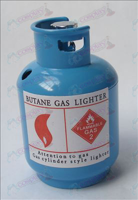 Gas Tankschubleichter (Big Blue)
