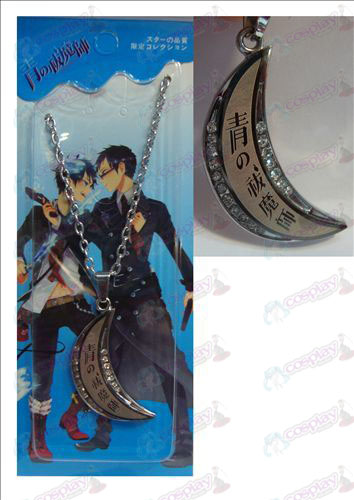 Ao no Exorcist AccessoriesO Wort Kette