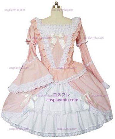 Bell-Sleeves Sweet Lolita Cosplay Kleid