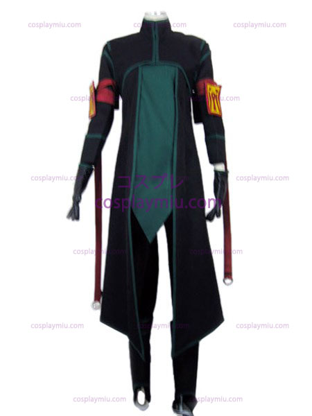Tales of the Abyss Sync the Tempest Halloween Cosplay Kostüme