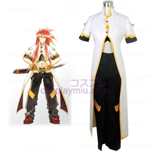 Tales of the Abyss Luke fon Fabre Halloween Cosplay Kostüme
