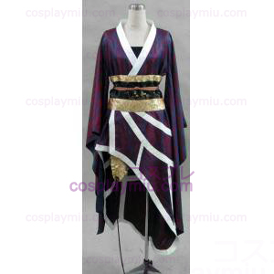 Samurai Warriors Nouhime Cosplay Kostüme For Sale