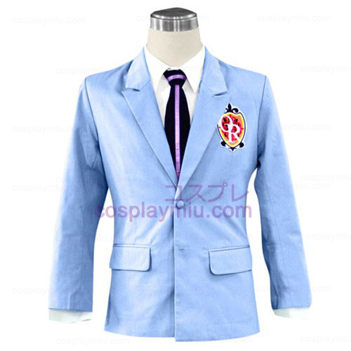 Ouran High School Host Club Jacket Halloween Cosplay Kostüme