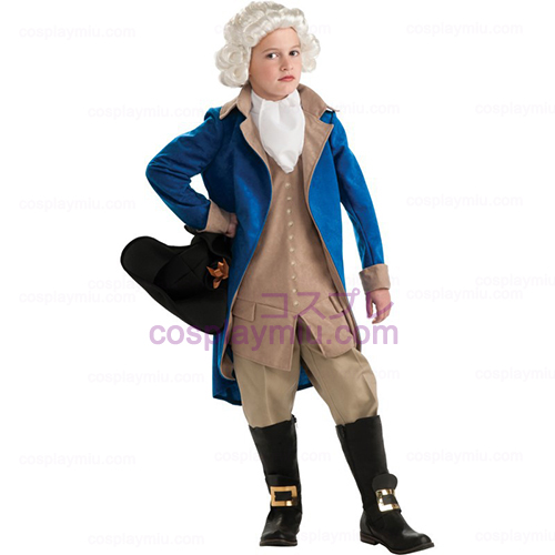 George Washington Child Kostüme