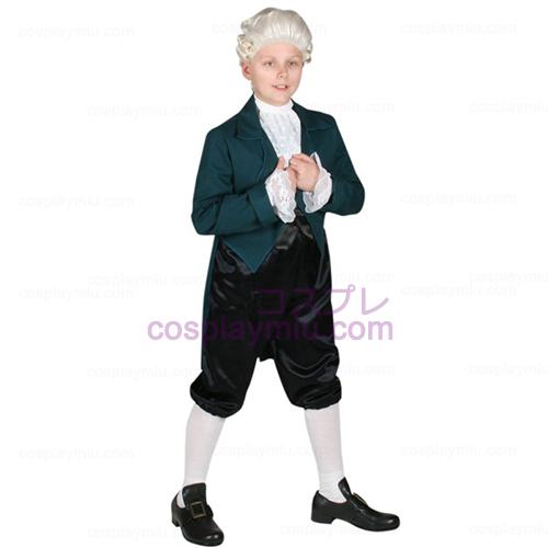 Thomas Jefferson Child Kostüme