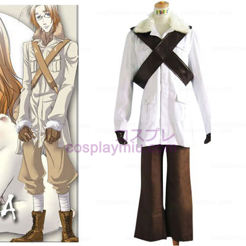 Hetalia: Axis Powers Canada Matthew Halloween Cosplay Kostüme