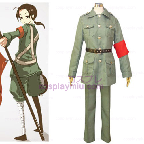 Hetalia: Axis Powers China Cosplay Kostüme