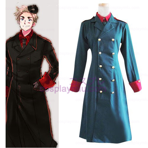 Hetalia: Axis Powers Dänemark Halloween Cosplay Kostüme