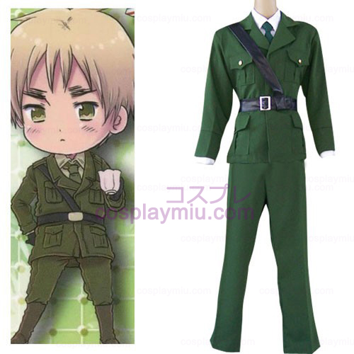 Hetalia: Axis Powers England Cosplay Kostüme