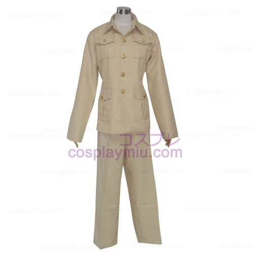 Hetalia: Axis Powers France Cosplay Kostüme