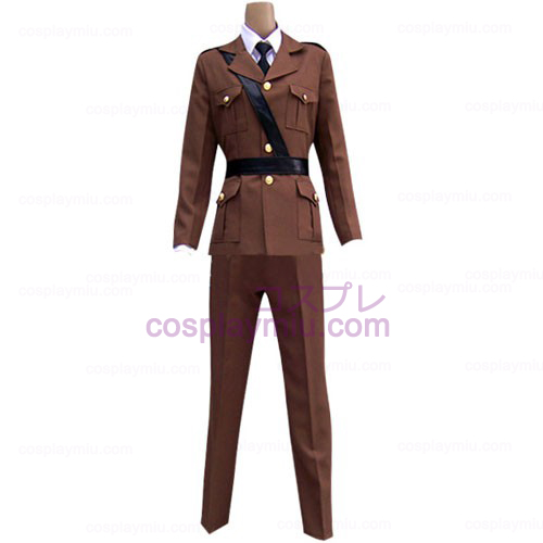 Hetalia: Axis Powers France Männer Cosplay Kostüme