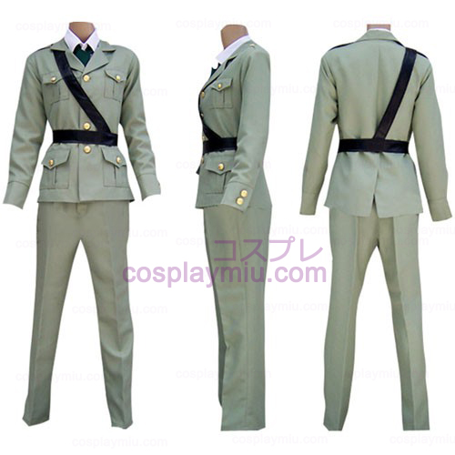 Hetalia Axis Powers Grau England Cosplay Kostüme