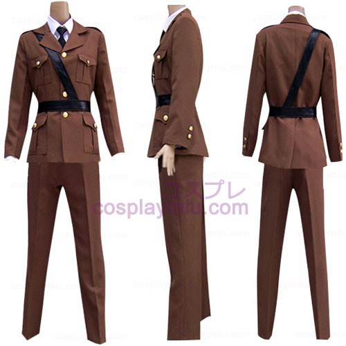 Hetalia Axis Powers France Cosplay Kostüme