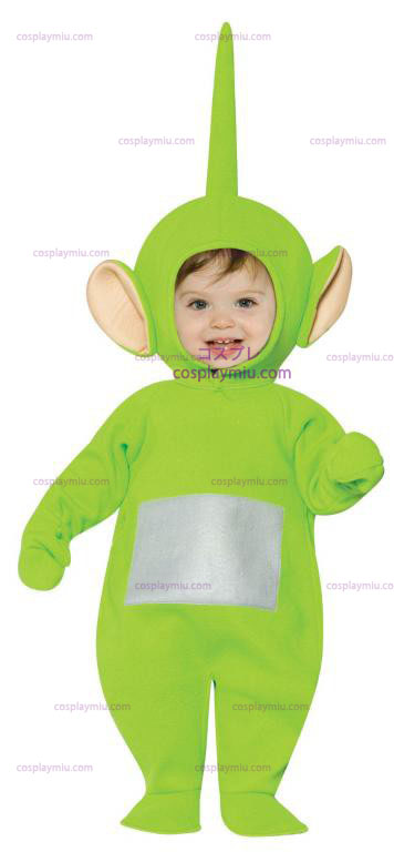 Teletubbies Dipsy Infant Kostüme