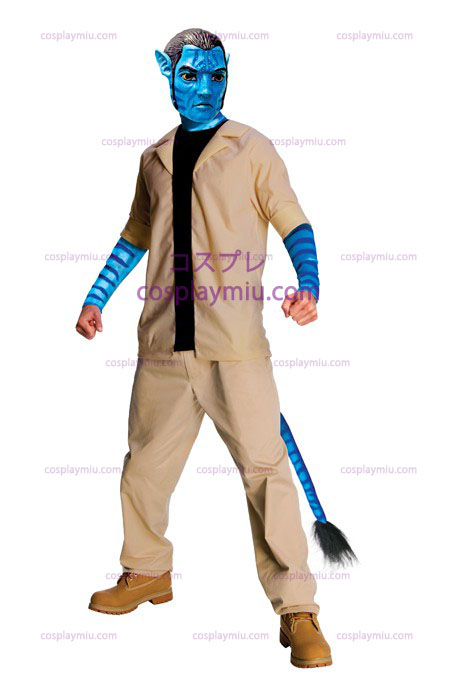 Avatar Jake Sulley Adult Standard Kostüme