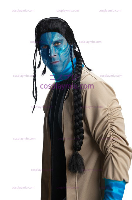 Avatar Jake Sully Adult Perücke