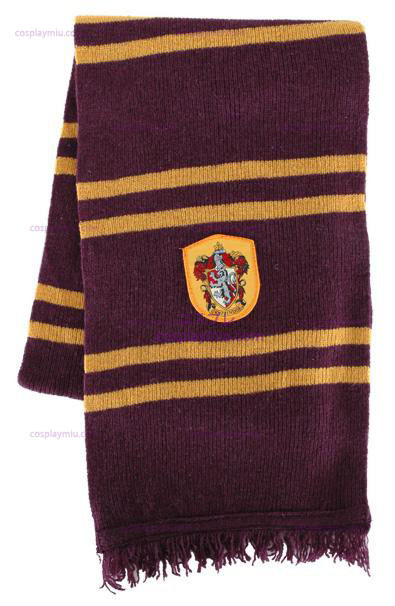 Harry Potter Gryffindor Lambs Wool Haus Schal