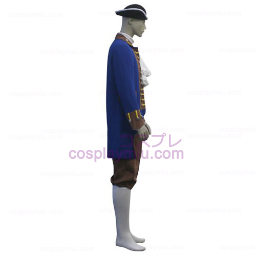 American Revolutionary Cosplay Kostüme
