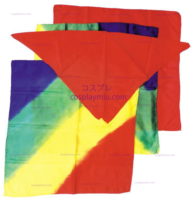 20th Century Regenbogen Silks