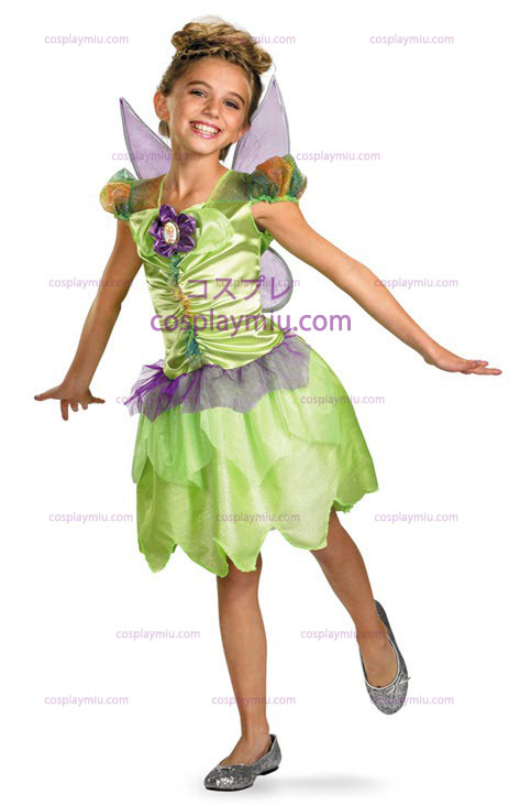 Tinkerbell Rainbow Child Kostüme