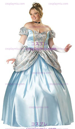 Enchanting Princess Kostüme Plus Size