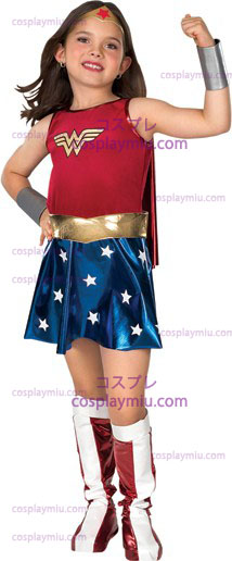 Wonder Woman Child Kostüme