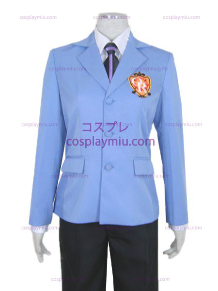 New Uniform Patch-Ouran High School Host Club Kos