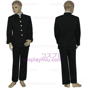 Japanese Boy Formal Schuluniform Kids Größen