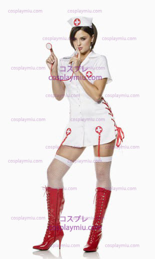 Nurse Nicky Sexy Adult Kostüme