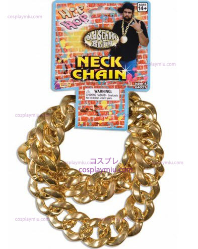 Hip Hop Gold Chain