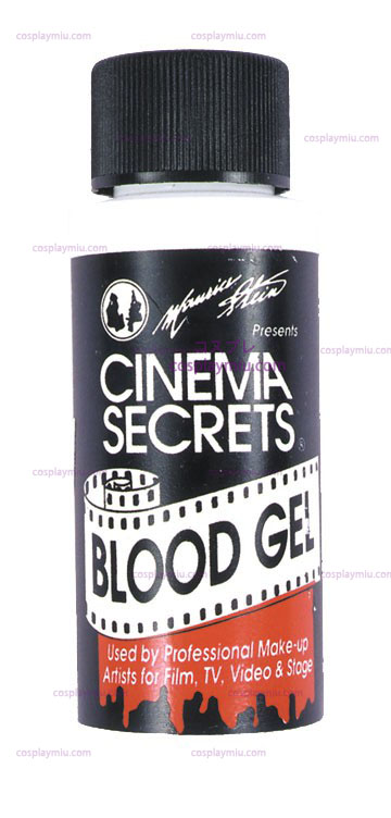 Hollywood Gel Blut