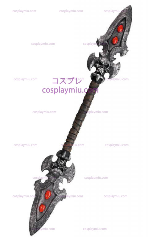 Double Blade Spear