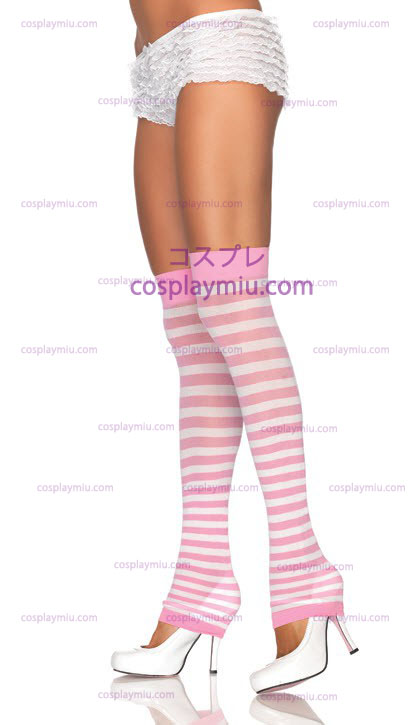 Striped Leg Warmers
