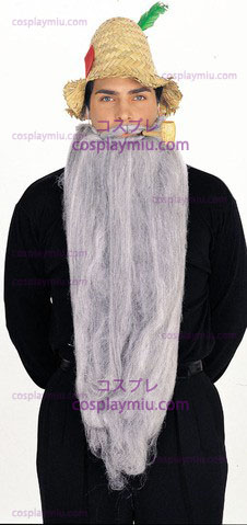 "Mohair 25 ""Grey Beard"