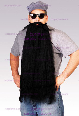 "Mohair 25 ""Black Beard"