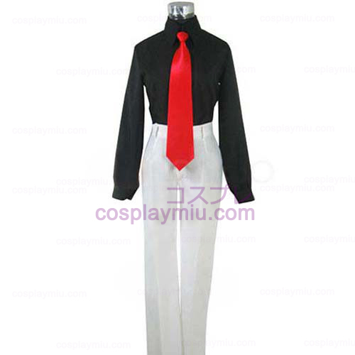 Vampire Knight Boy Nacht Cosplay Halloween Uniform