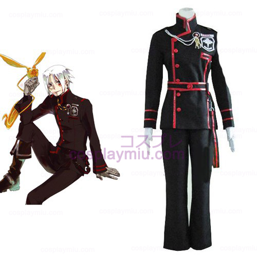 D.Gray Man Allen Walker Cosplay Kostüme
