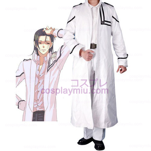 D.Gray Man Komui Lee Cosplay Kostüme