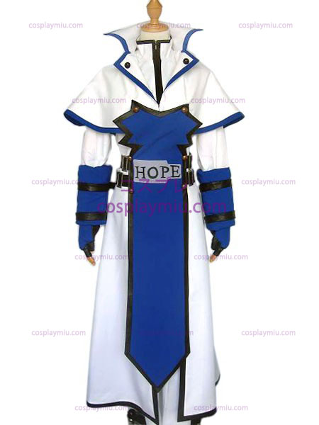 Guilty Gear Kai Kiske cosplay Kostüme